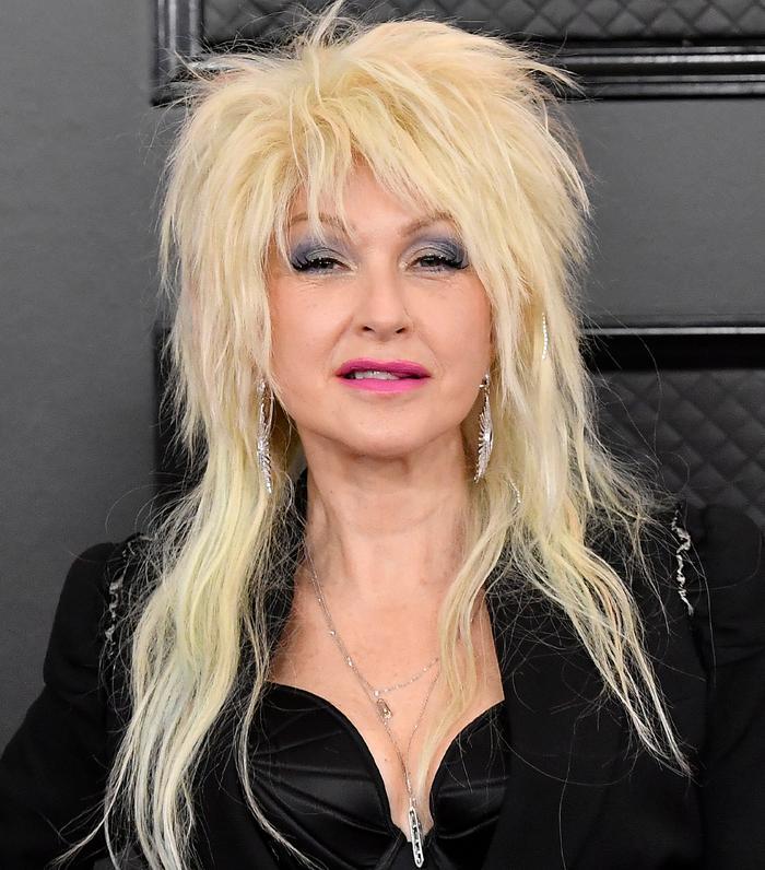 Grammy Awards 2020 Beauty: Cyndi Lauper