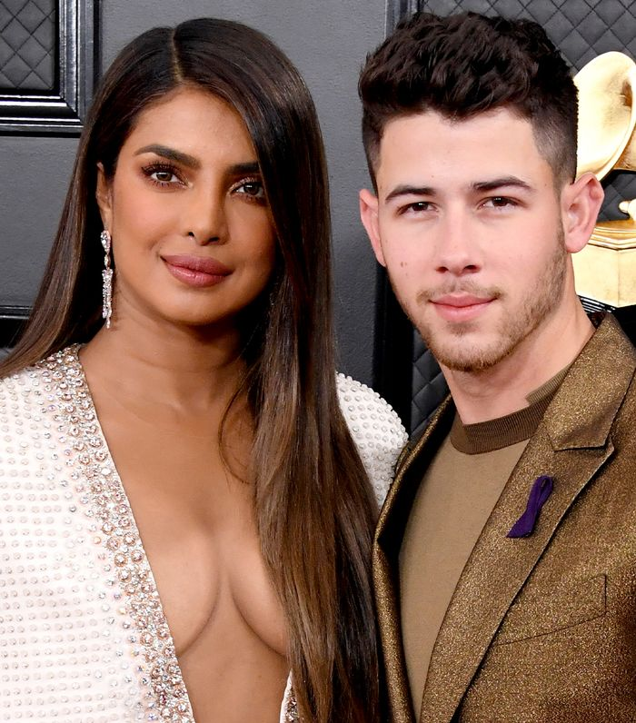 Grammy Awards 2020 Beauty: Priyanka Chopra