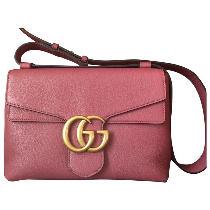 Gucci GG Leather Bag