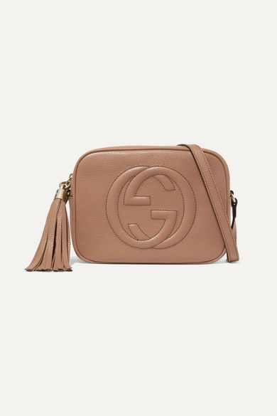 Gucci Small Soho Disco Leather Shoulder Bag
