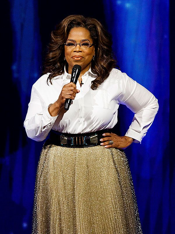 The Best Wellness Advice We've Learned from Oprah