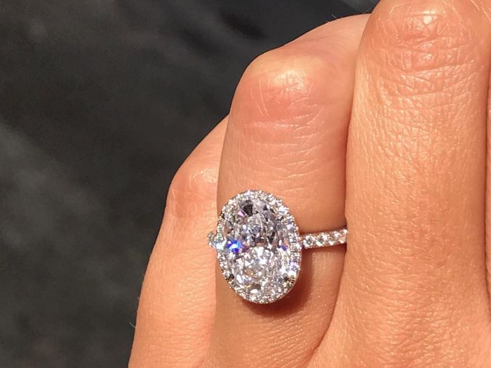 Unique Engagement Rings Keep Getting Better—Here's the Latest Trend to Surface