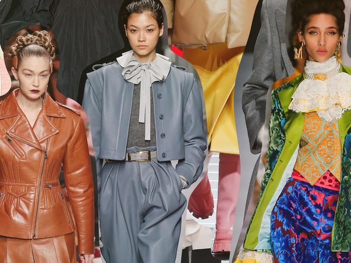 Milan Fashion Week fall 2020 trends