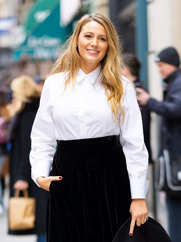 Blake Lively's Trainer Gives His Workout Playlist Tips