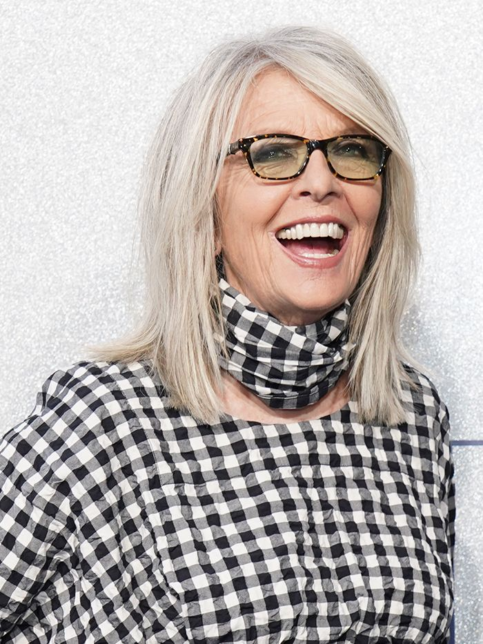 17 Women Who Prove Natural Grey Hair Is Seriously Chic | Who What Wear UK