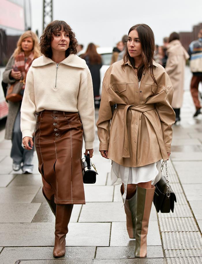 copenhagen fashion week street style 2020: