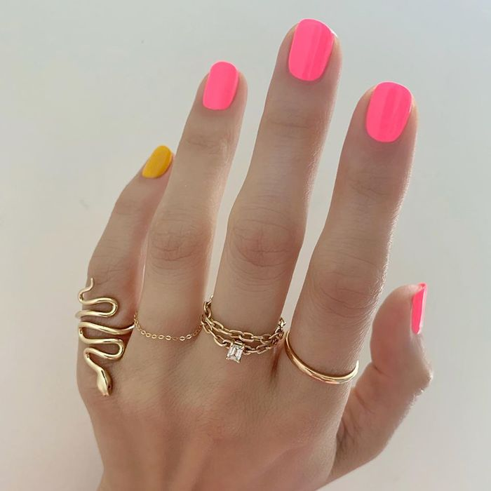 Best Pink Nail Colors