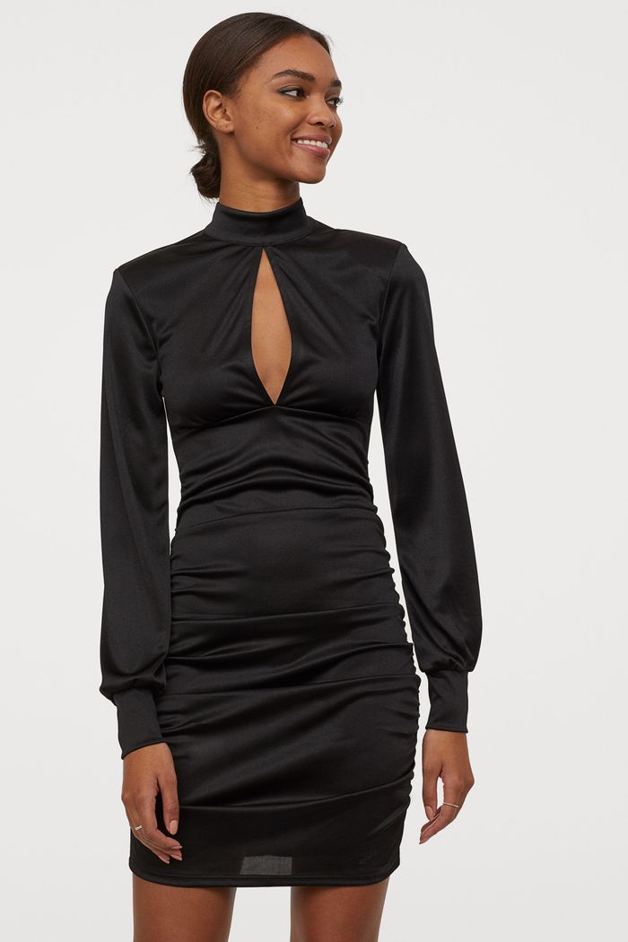 H&M Draped Dress