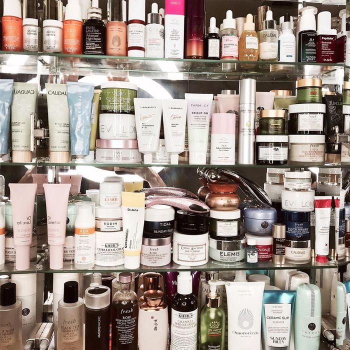 I Studied 47 Medicine Cabinet Instagrams, and These Products Were in 90% of Them