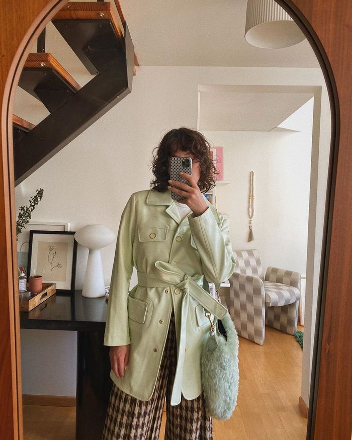 Best Spring Coats 2020: @alyssainthecity