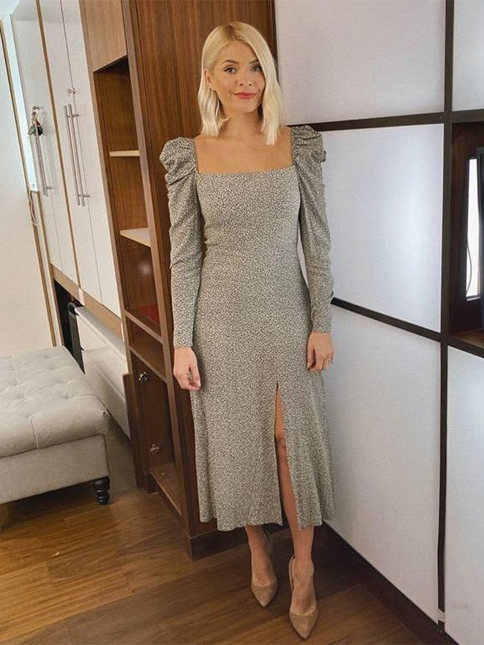 Holly Willoughby Style: & Other Stories Dress