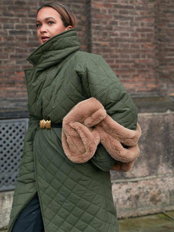 2020 Coat Trends: Quilted Coats