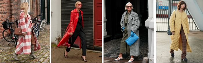 4 Coat Trends That Are Already Dominating Street Style Pictures in 2020
