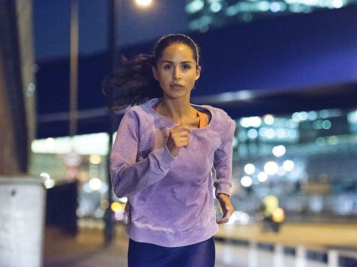 Is It Bad to Work Out at Night? A Trainer Explains