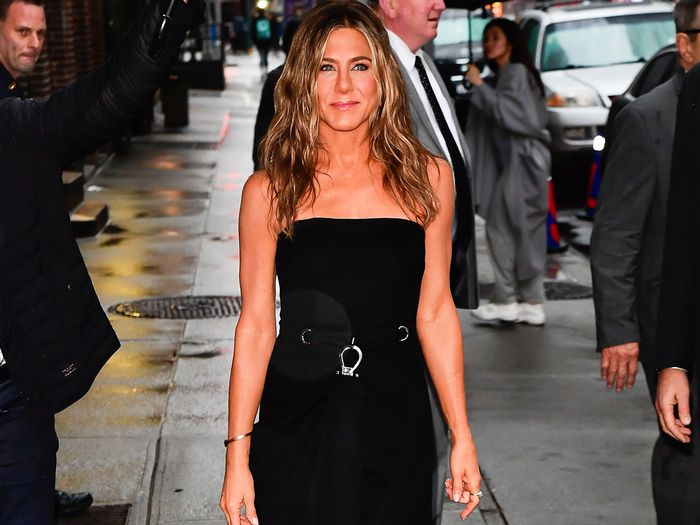 Jennifer Aniston and More Celebs Over 40 Go for These Night-Out Dresses