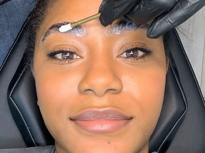 I Got My Eyebrows Laminated, and They Literally Doubled in Size