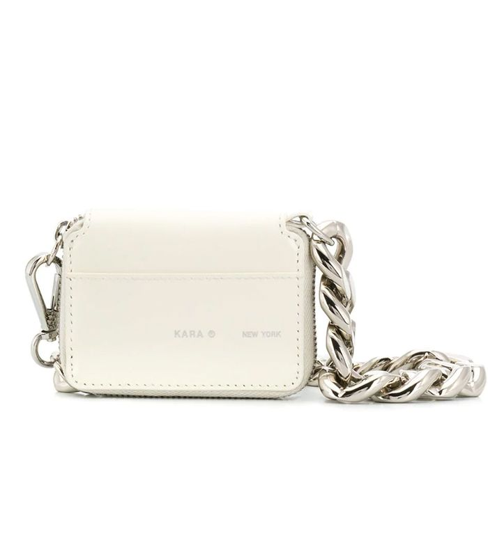 Kara Mini Chain Strap Shoulder Bag