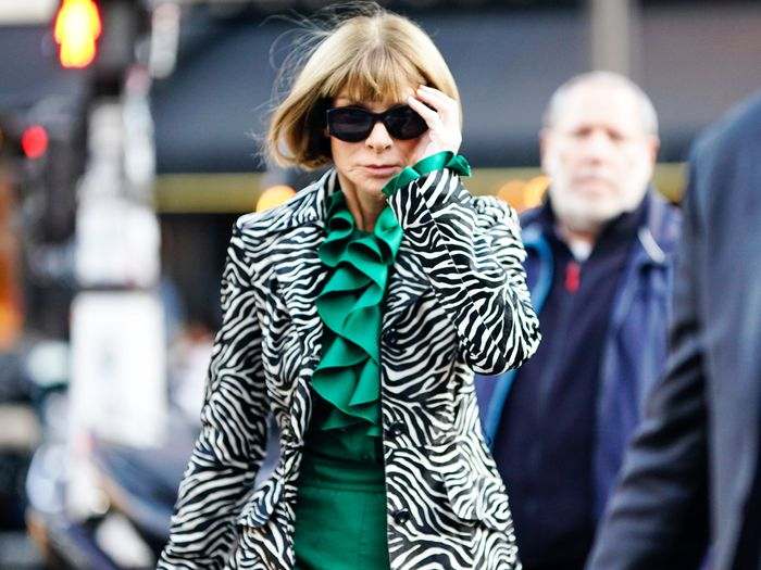 Anna Wintour Reveals the 2 Trends That Are About to Be Everywhere