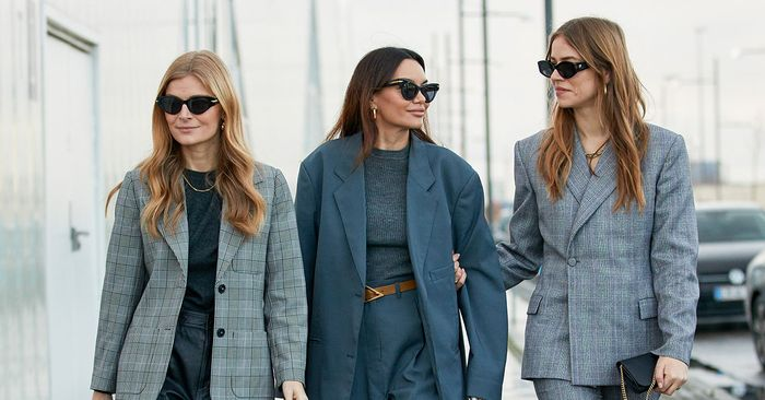 8 Gray Outfits to Match the Biggest Color Trend of 2020 - WHOWHATWEAR