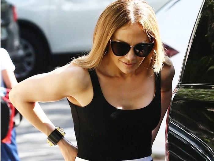 Jennifer Lopez's Favorite Under-$50 Basics Just Hit Nordstrom