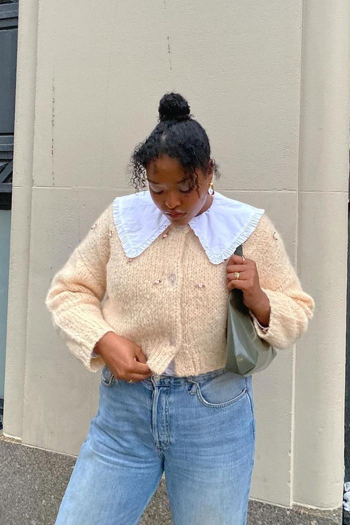 fashion micro-trends: collars
