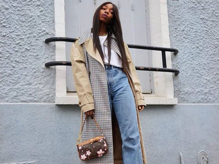 """6 French-Girl Spring Outfits That Are """"Basic"""" But Fashion-Forward"""