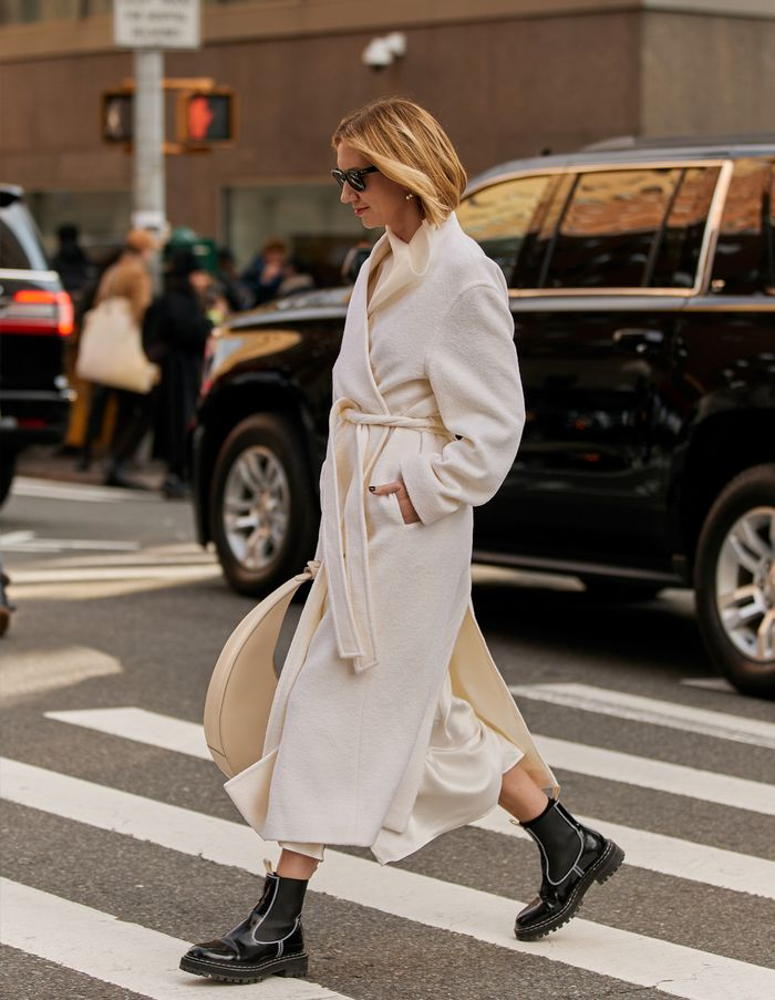 New York Fashion Week Trends street style: