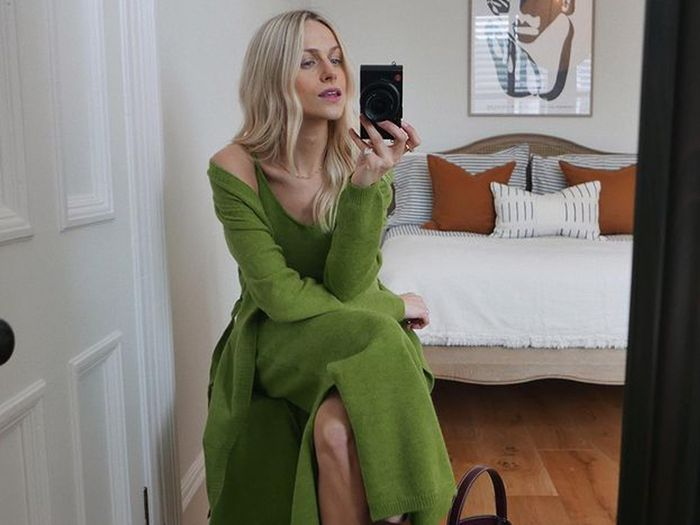I Only Wear Dresses—Here's How I Style Them in Questionable Weather