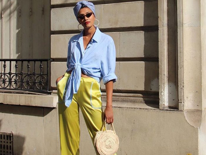 4 Color Trends Women Are Wearing in Paris, Tokyo, and Amsterdam