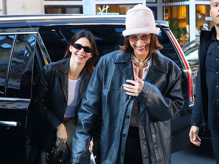 Pick Your Poison: Bella Hadid's $22 Hat or Kendall Jenner's $60 Sneakers