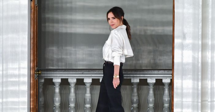 Victoria Beckham and Harper Just Wore the Ultimate London Outfits