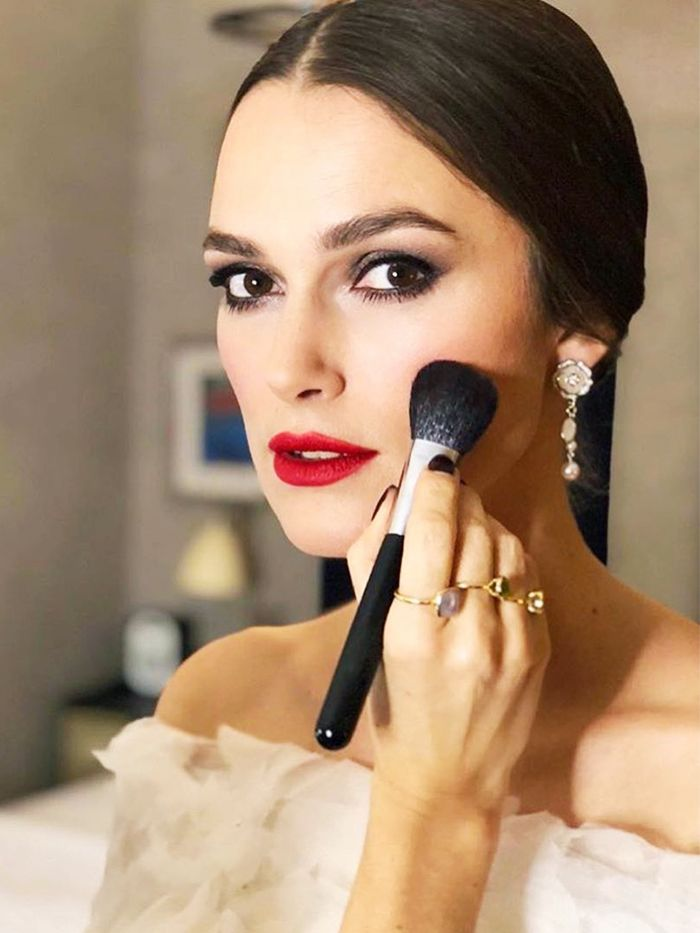 Zoeva Brushes: Lisa Eldridge Keira Knightley