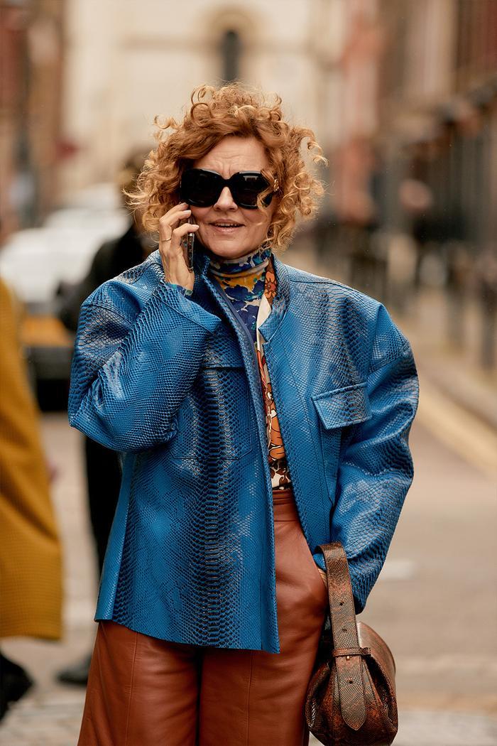High street at London Fashion Week 20