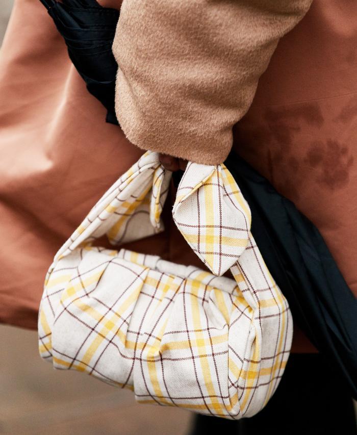 Bags street style autumn winter 2020: Rejina Pyo Nane Bag