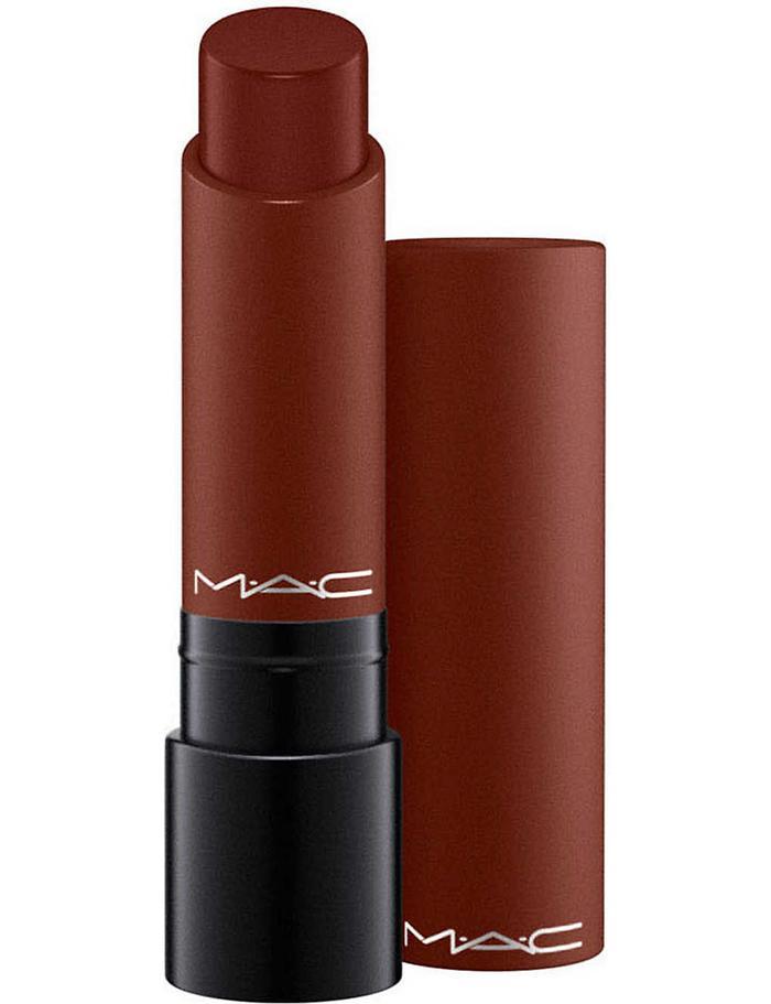 MAC Cosmetics Liptensity Lipstick, Double Fudge