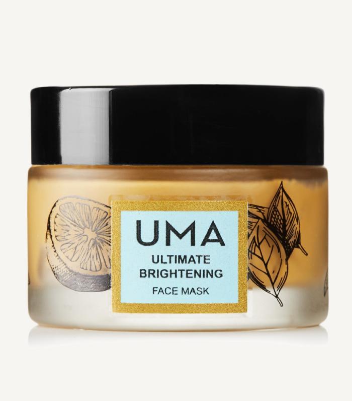 Uma Oils Ultimate Brightening Face Mask (50ml)