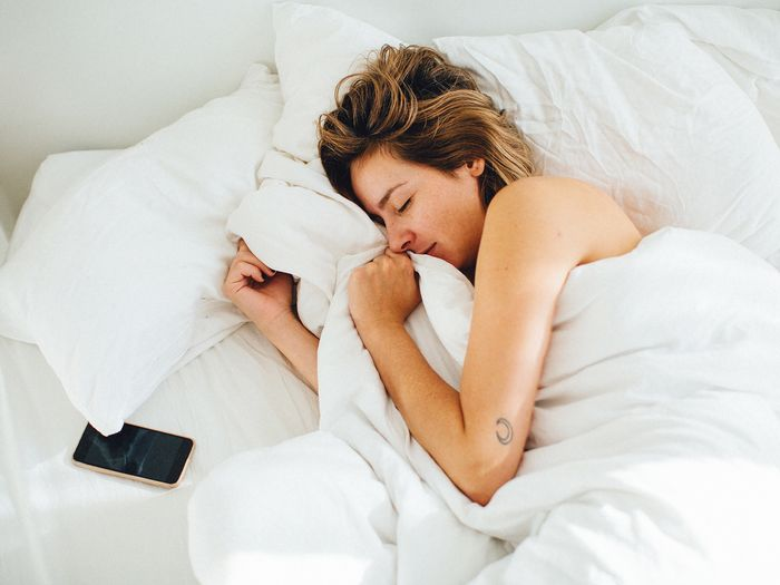 Stop Doing This One Thing Before Bed to Fall Asleep Faster