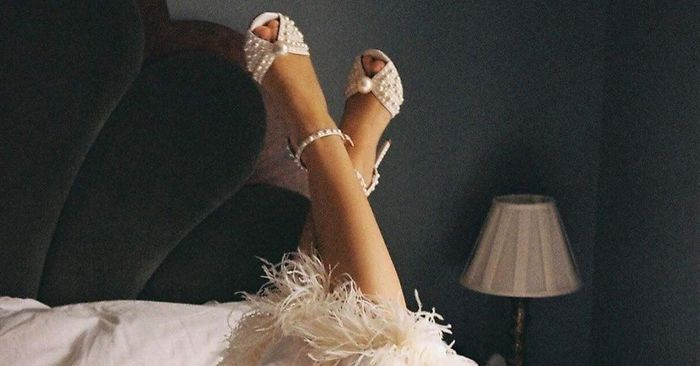 I'd Get Married Again Tomorrow If it Means I Can Wear These Beautiful Shoes