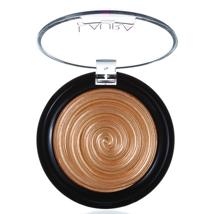 Laura Geller Baked Gelato Swirl Illuminator, Gilded Honey