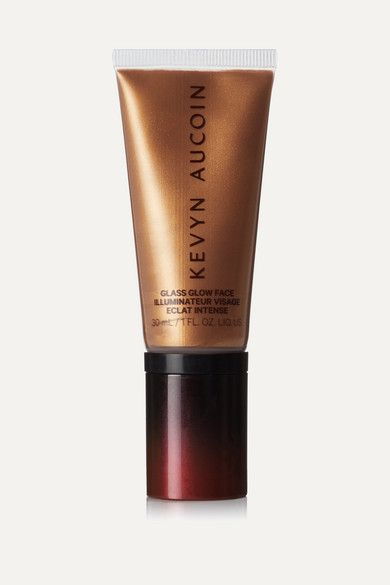 Kevyn Aucoin Glass Glow Face and Body Liquid Illuminator, Spectrum Bronze