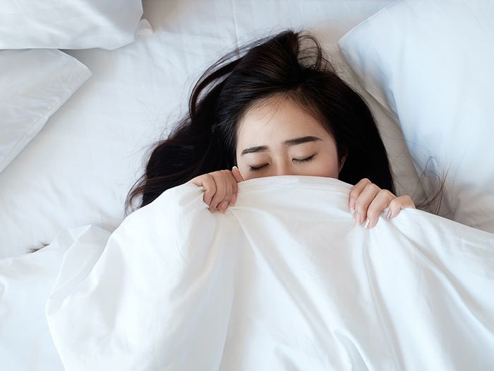 This 10-Second Trick Just Might Get You Better Sleep