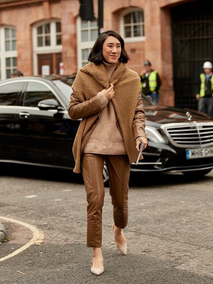 Eva Chen Style: London Fashion Week