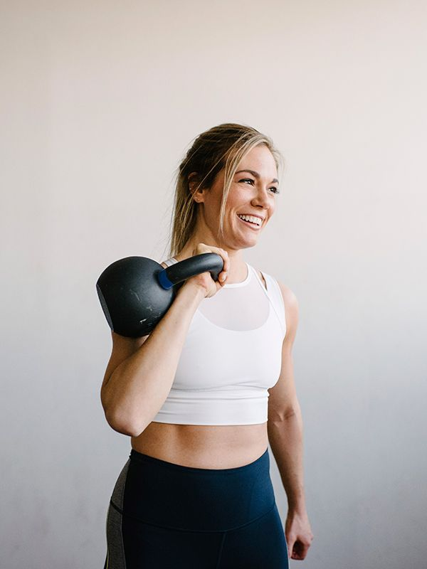 15 Minute Workouts: Kettlebell Workout