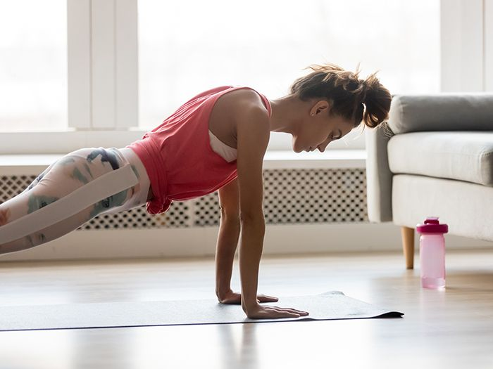 15 Minute Workouts: Plank