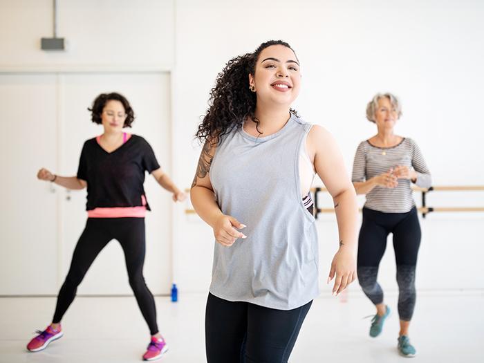 15 Minute Workouts: Dance Class