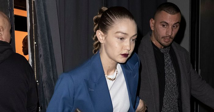 Gigi Hadid Wore The Comfortable Boot Brand I Tell All My Friends About