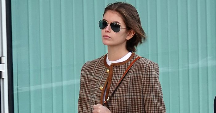 The Bag, Jacket and Jeans I want to Buy This Week Thanks to Kaia Gerber