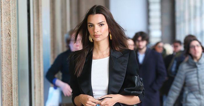 Emily Ratajkowski's Under-$100 Zara Shoes Are as Good as It Gets