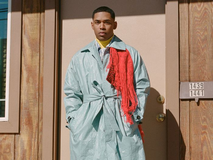 "Kelvin Harrison Jr. on Being a ""Babushka Boi"" and Treating Fashion Like Dress-Up"