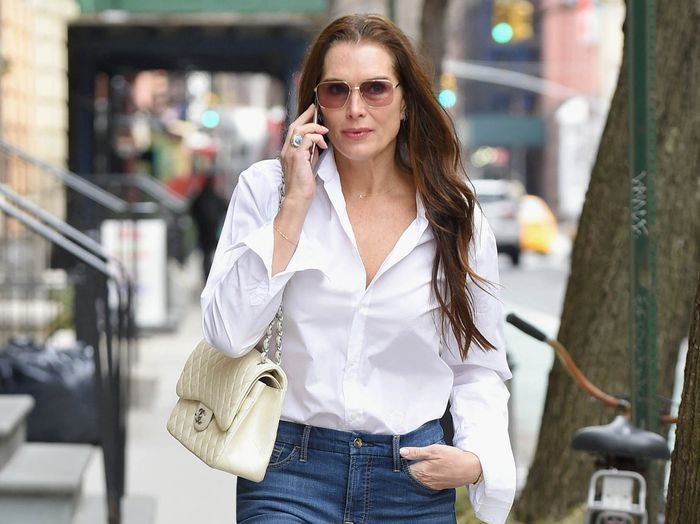 Brooke Shields Just Wore My Ideal $99 Skinny Jeans From Nordstrom